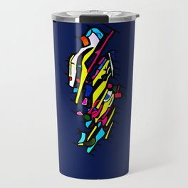 Broken Joi Travel Mug