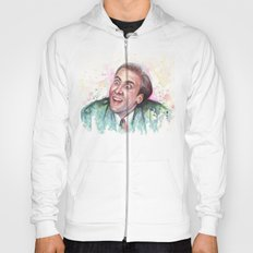 Nicolas Cage You Don't Say Geek Meme Nic Cage Hoody