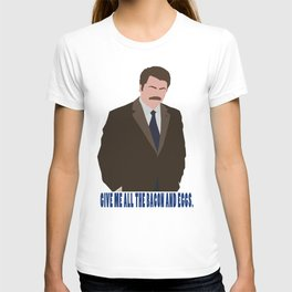 The Swanson T-shirt