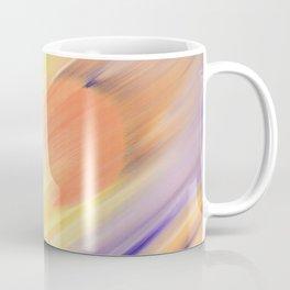 """Catch the Sun #1 – New #1"" Oil Painting Coffee Mug"