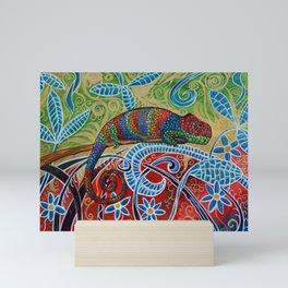 The Chameleon Mini Art Print