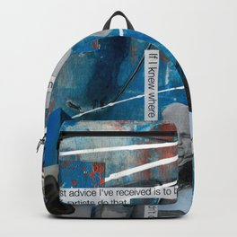 Frank Gehry Backpack