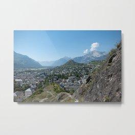 Landscape Photography by Nolan Krattinger Metal Print