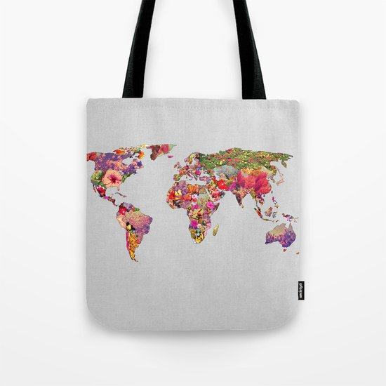 It's Your World Tote Bag