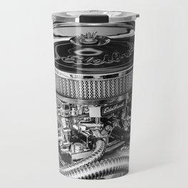 Old School Retro Vintage Engine Travel Mug