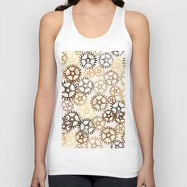 Geared Up Unisex Tank Top