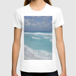 Carribean sea 3 T-shirt