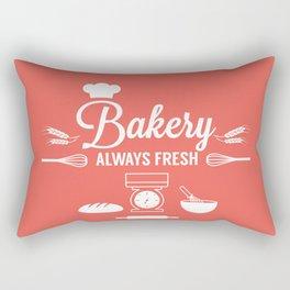 Bakery Rectangular Pillow