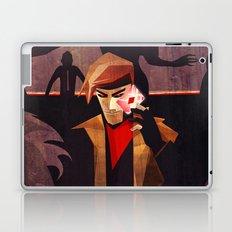 No Fool's Gambit Laptop & iPad Skin