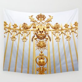 Gates of Versailles  Wall Tapestry