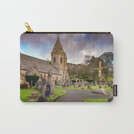 Church at Pantasaph Carry-All Pouch
