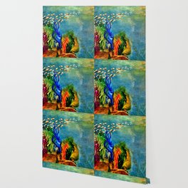 Fish Swarm Wallpaper