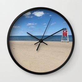 Lifeguard Off Duty Wall Clock