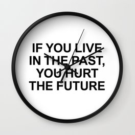 IF 001 Wall Clock