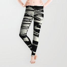 Brush Stripe 2 Leggings
