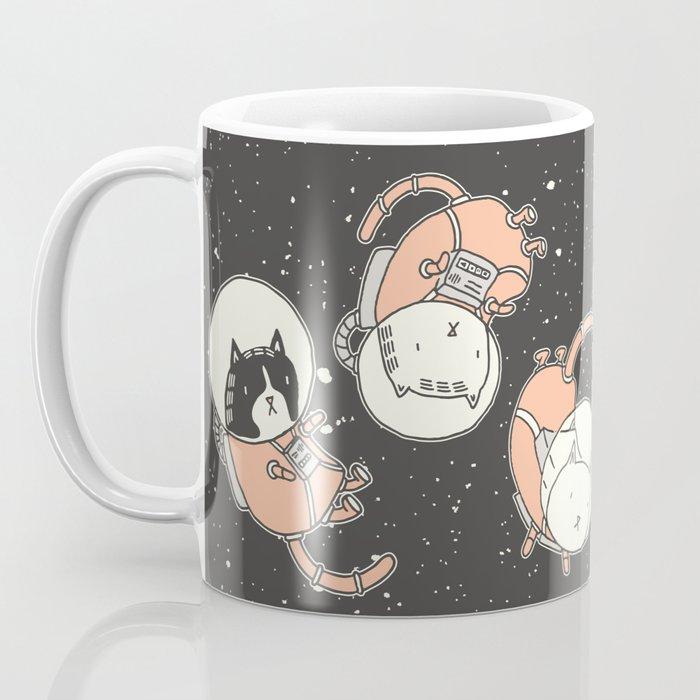 Cat-Stronauts Coffee Mug