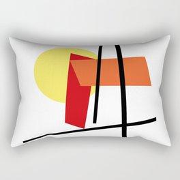 Geometrical design 2 Rectangular Pillow
