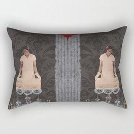 5 of Needles Rectangular Pillow