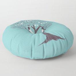 I Saw Stars Floor Pillow