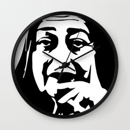 Zaha Hadid Quote Wall Clock
