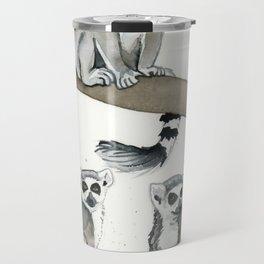 The Lemurs Travel Mug