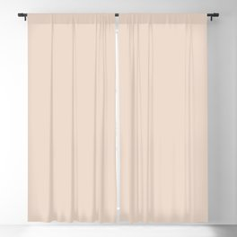 Candytuft Blackout Curtain