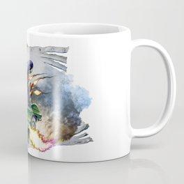 Alien's Vette Coffee Mug