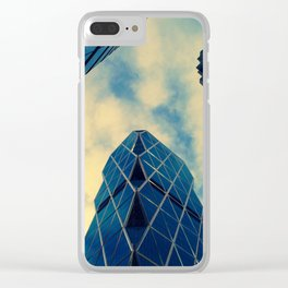 New York m Clear iPhone Case