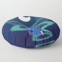 Magic Circle: Luna Floor Pillow