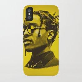 A$AP Rocky iPhone Case