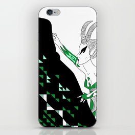 Capricorn / 12 Signs of the Zodiac iPhone Skin