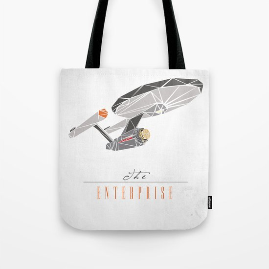 The Enterprise Tote Bag