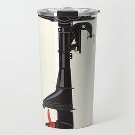 Outboard motor 4Tomos - Tomos Travel Mug