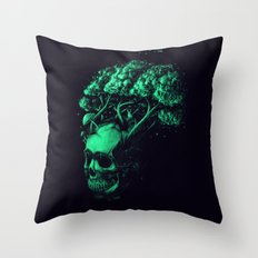 The End Is the Beginning Throw Pillow