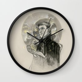 Galaxy Prince Wall Clock
