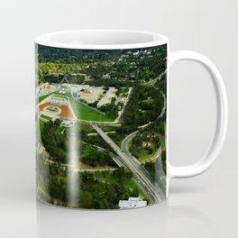 Canberra and Parliament Coffee Mug