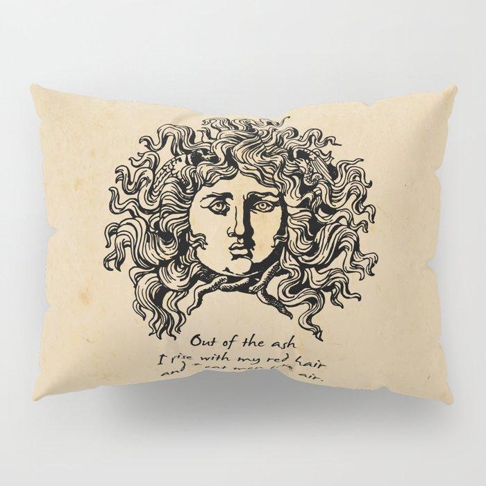 Sylvia Plath - Lady Lazarus Pillow Sham