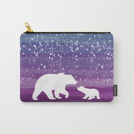Bears from the Purple Dream Carry-All Pouch