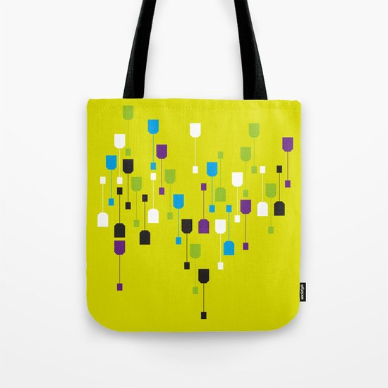 Tea World Tote Bag