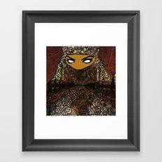 taj__mahal Framed Art Print