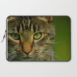 portrait of a cat - #1 Laptop Sleeve