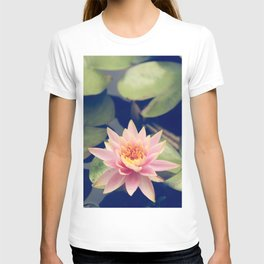 TRANQUIL POND WATERLILLY T-shirt