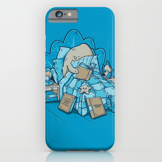 LATE NIGHT READINGS iPhone & iPod Case