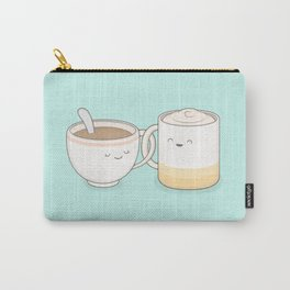 coffee, tea.. everything is fine by me! Carry-All Pouch