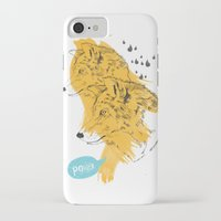 wolves iPhone & iPod Cases featuring Wolves by Ann Van Haeken