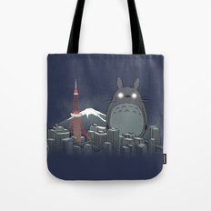 My Angry Neighbor Tote Bag