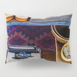 Typerwriter Pillow Sham