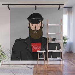 Beard Boy: Martin Wall Mural