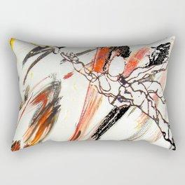 BACH: Toccaten und Fugen                By Kay  Lipton Rectangular Pillow