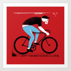 Ride or Die No. 1 Art Print